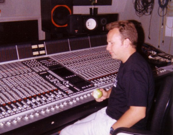 Mixing with the 'Mix Master' Phil Harding at PWL (Pete WatermanLtd)